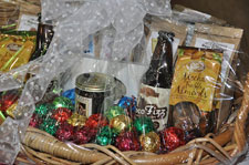 Chocolate Auction Basket