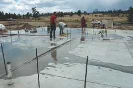 Slab Inspection