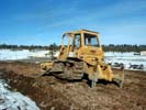 Dozer Work at New Shelter Location