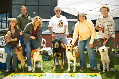 Home Show Volunteers